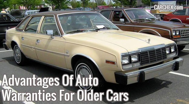 Advantages Of Auto Warranties For Older Cars