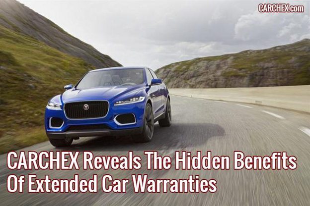 CARCHEX Reveals The Hidden Benefits Of Extended Car Warranties