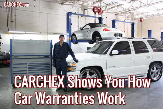 CARCHEX Shows You How Car Warranties Work