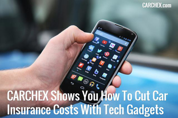 CARCHEX Shows You How To Cut Car Insurance Costs With Tech Gadgets