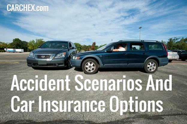 Accident Scenarios And Car Insurance Options