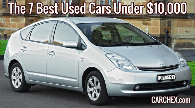 The 7 Best Used Cars Under $10,000