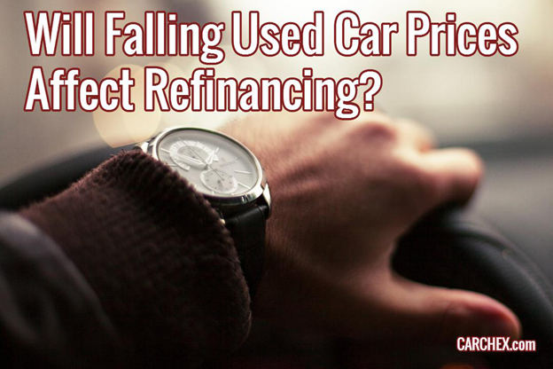 Will Falling Used Car Prices Affect Refinancing?