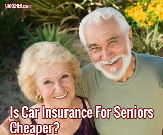 Is Car Insurance For Seniors Cheaper?