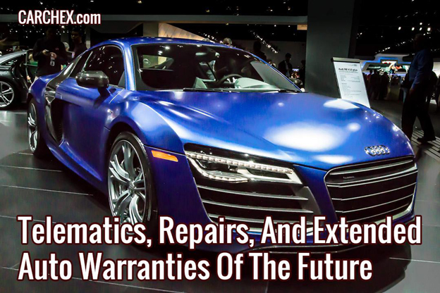 Telematics, Repairs, And Extended Auto Warranties Of The Future