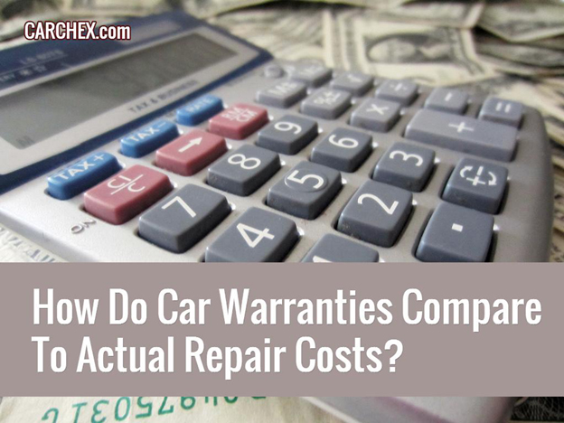 How Do Car Warranties Compare To Actual Repair Costs?