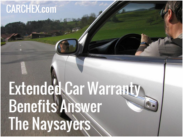 Extended Car Warranty Benefits Answer The Naysayers