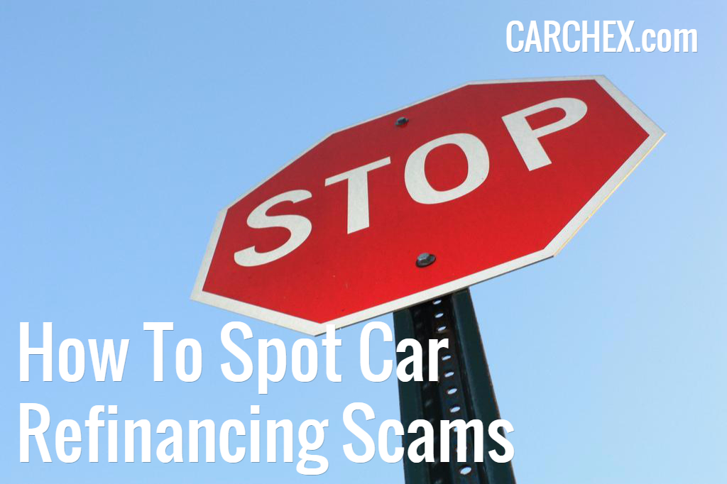 How To Spot Car Refinancing Scams