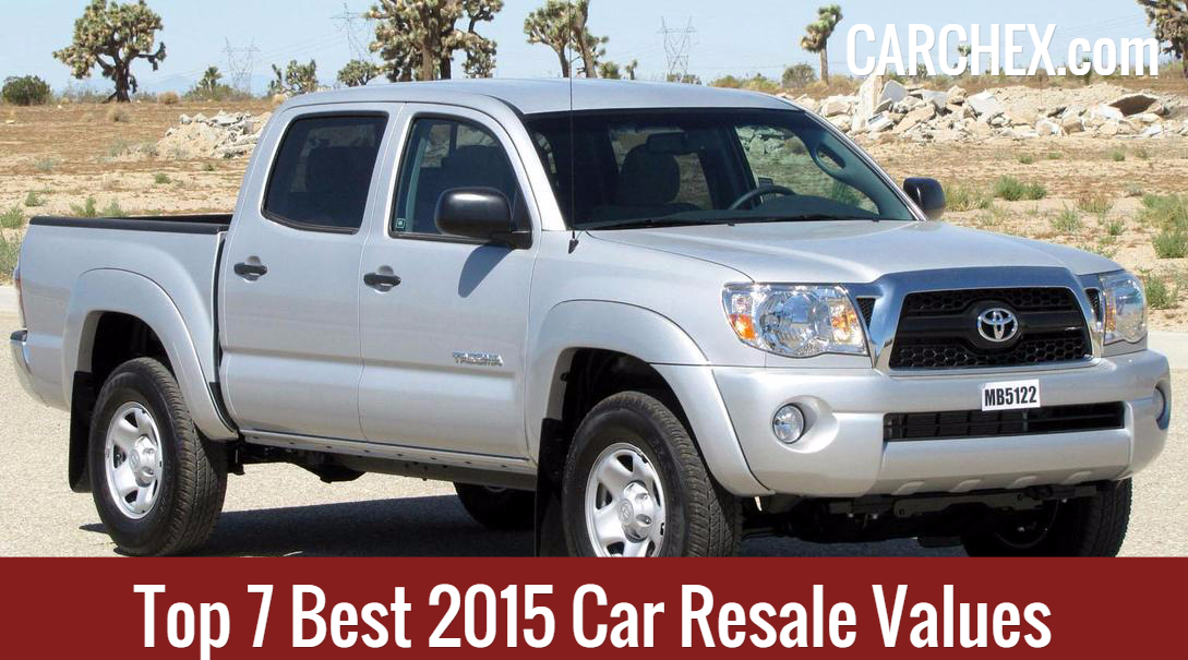Best car options for resale