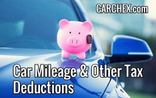 Car Mileage & Other Tax Deductions