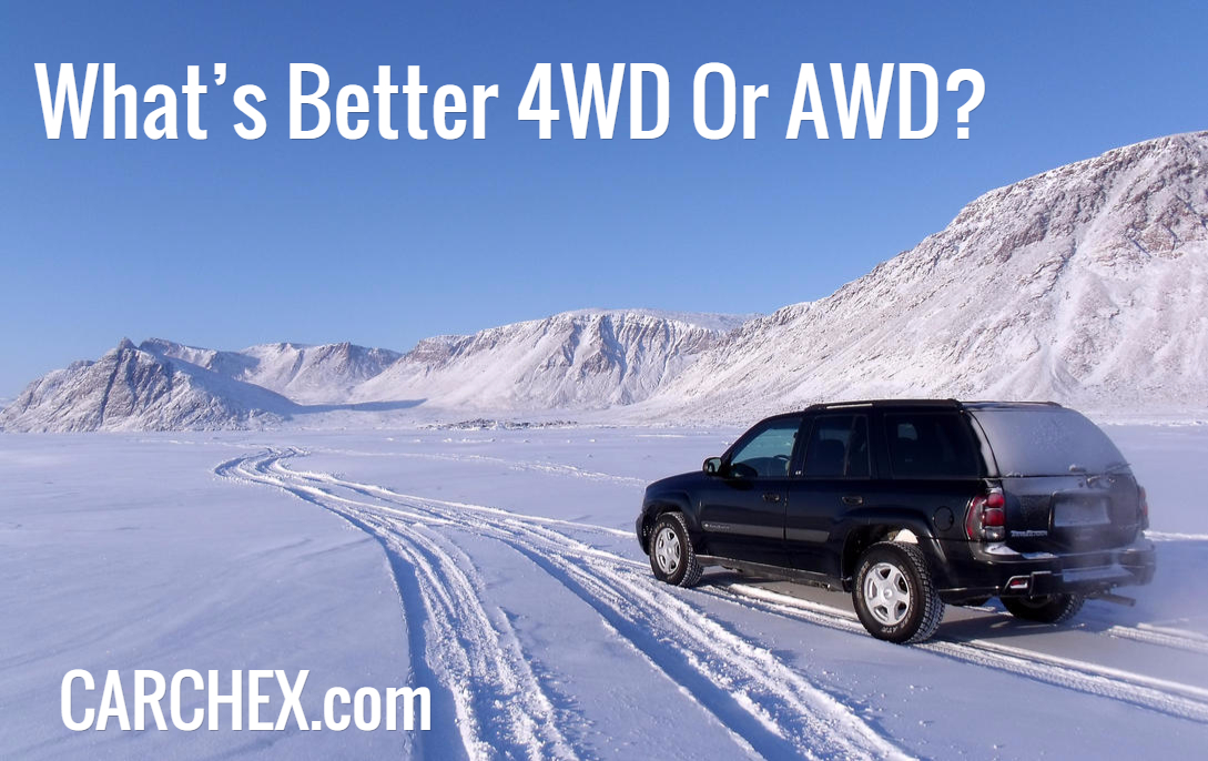 What's Better 4WD Or AWD