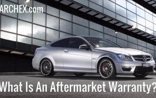 What Is An Aftermarket Warranty