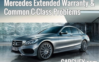 Mercedes Extended Warranty Common C-Class Problems