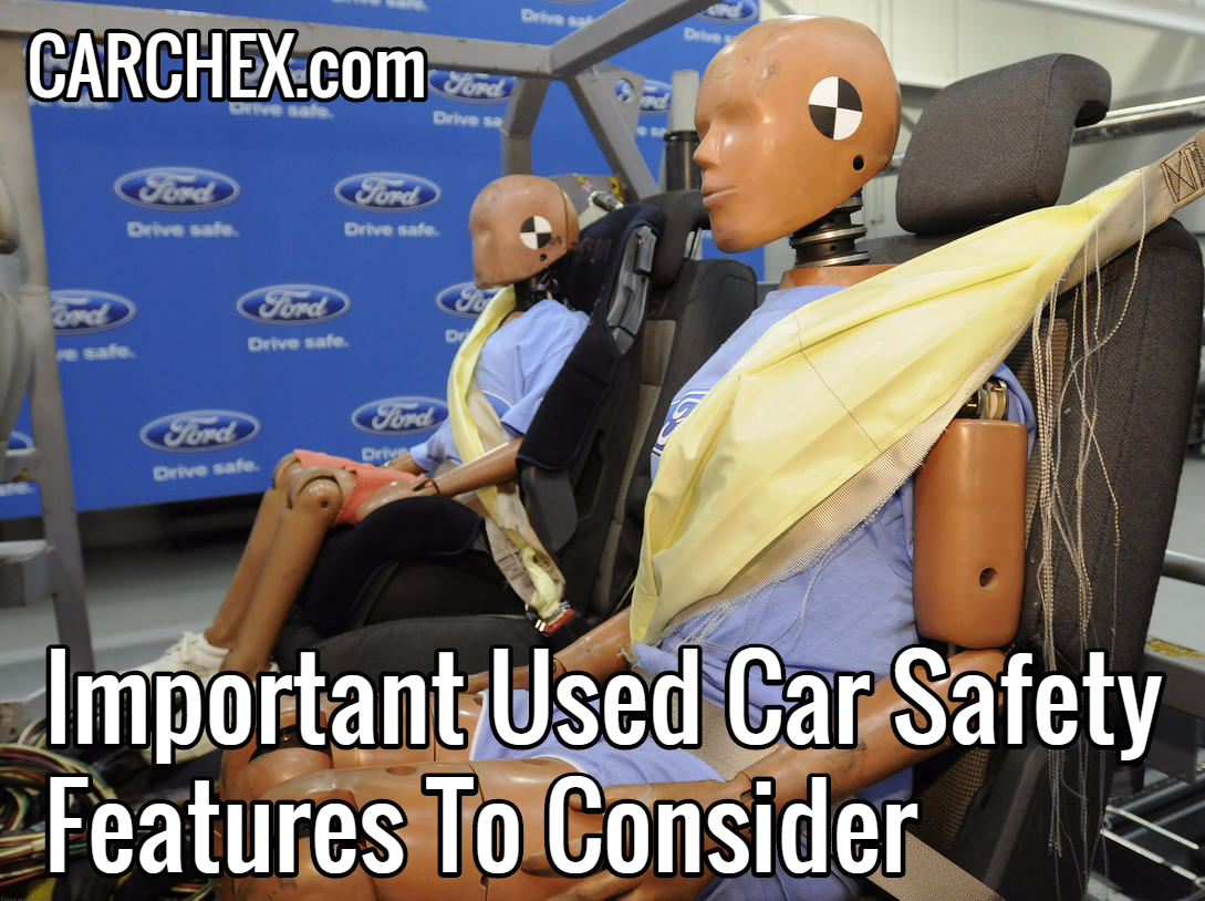 Important Used Car Safety Features To Consider