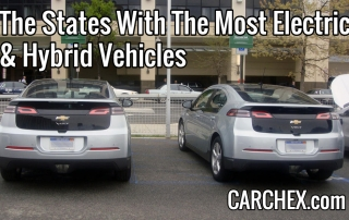 The Most Electric & Hybrid Vehicles