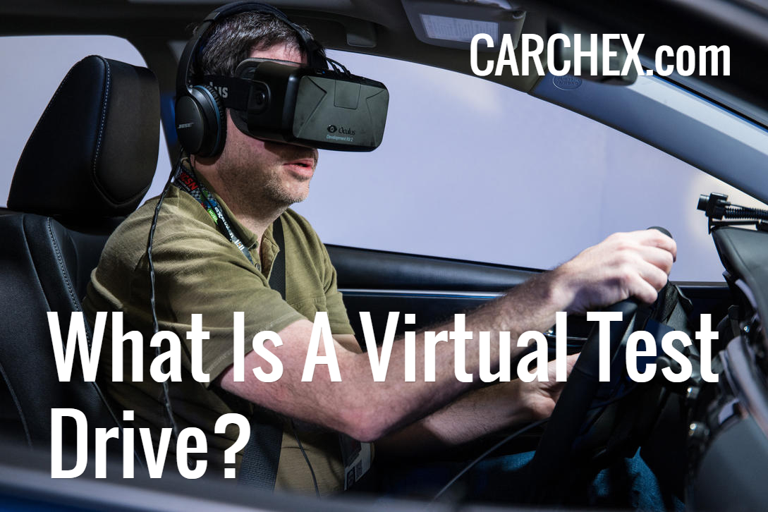 what is a virtual test drive