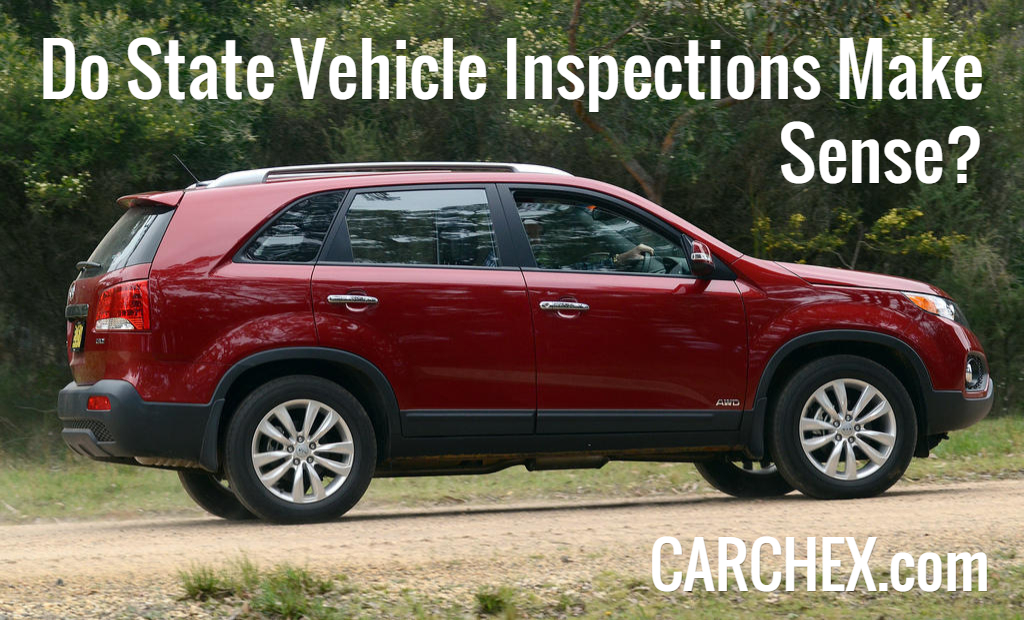 do state vehicle inspections make sense