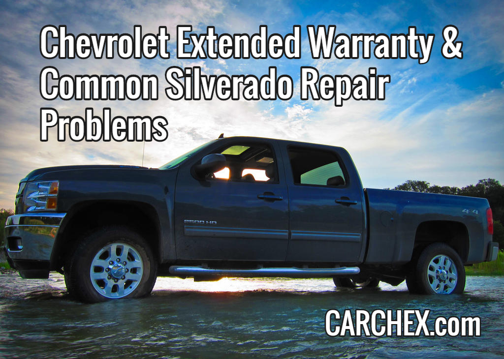 chevrolet extended warranty
