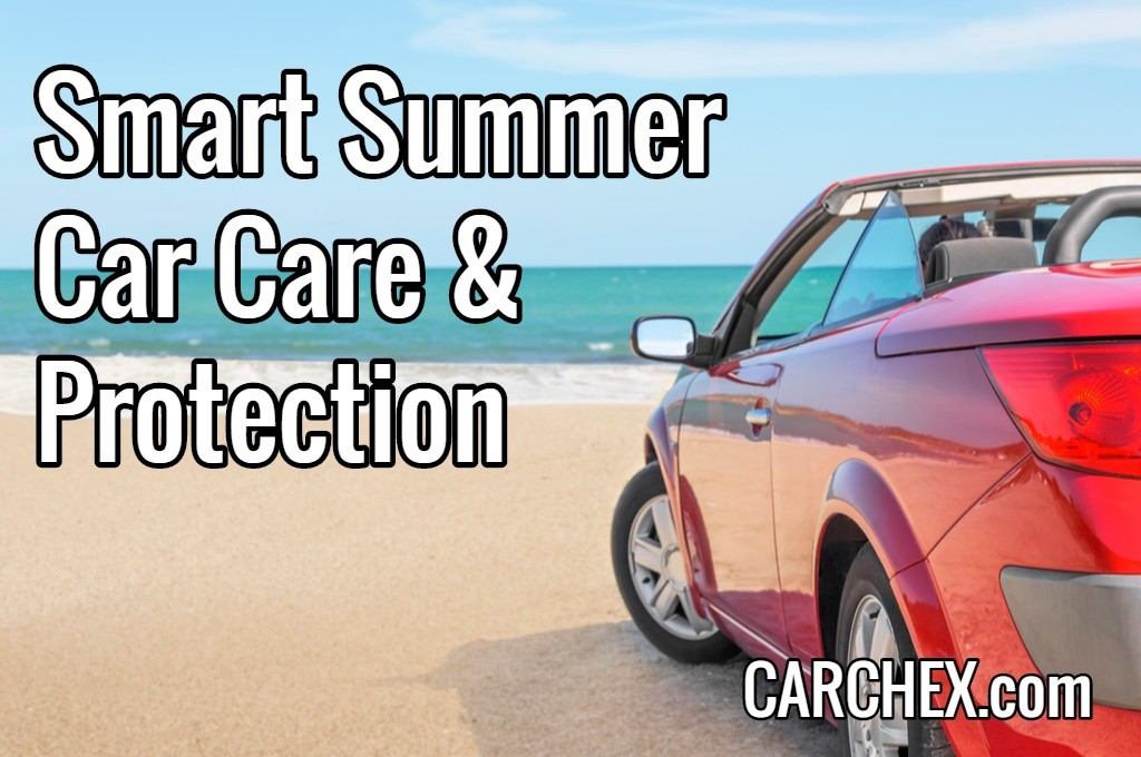 Smart Summer Car Care & Protection