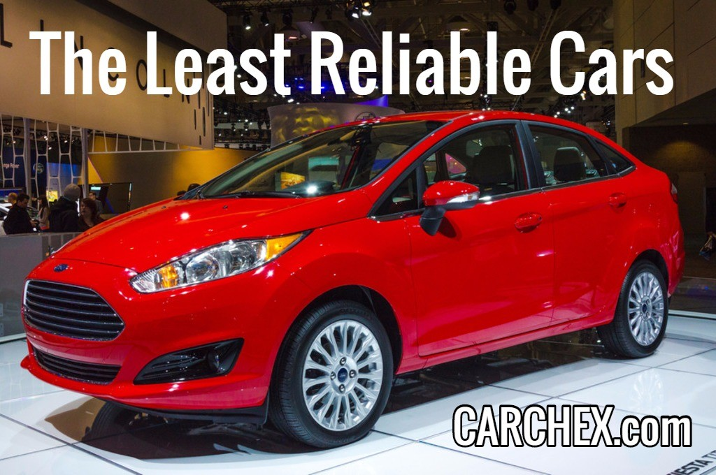 The least reliable cars