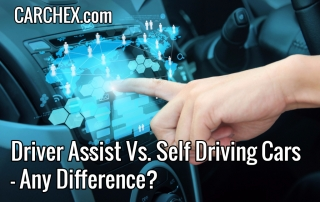 Driver Assist Vs Self Driving Cars