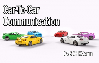 Car to car communication