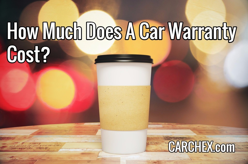 How much does a car warranty cost