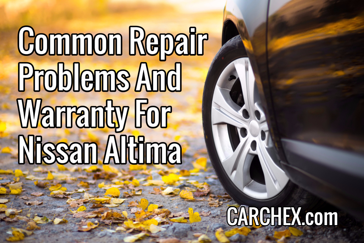 Permalink · Warranty For Nissan Altima Gallery