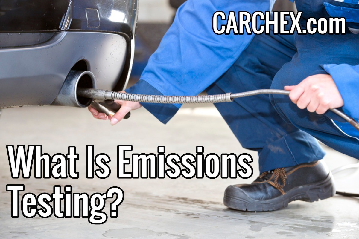 What Is Emissions Testing