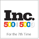 CARCHEX named to Inc. 5000 for 5 consecutive years